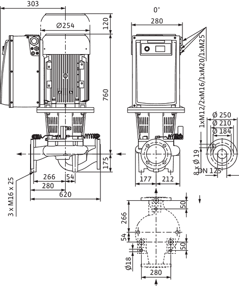description consumer mains wiring