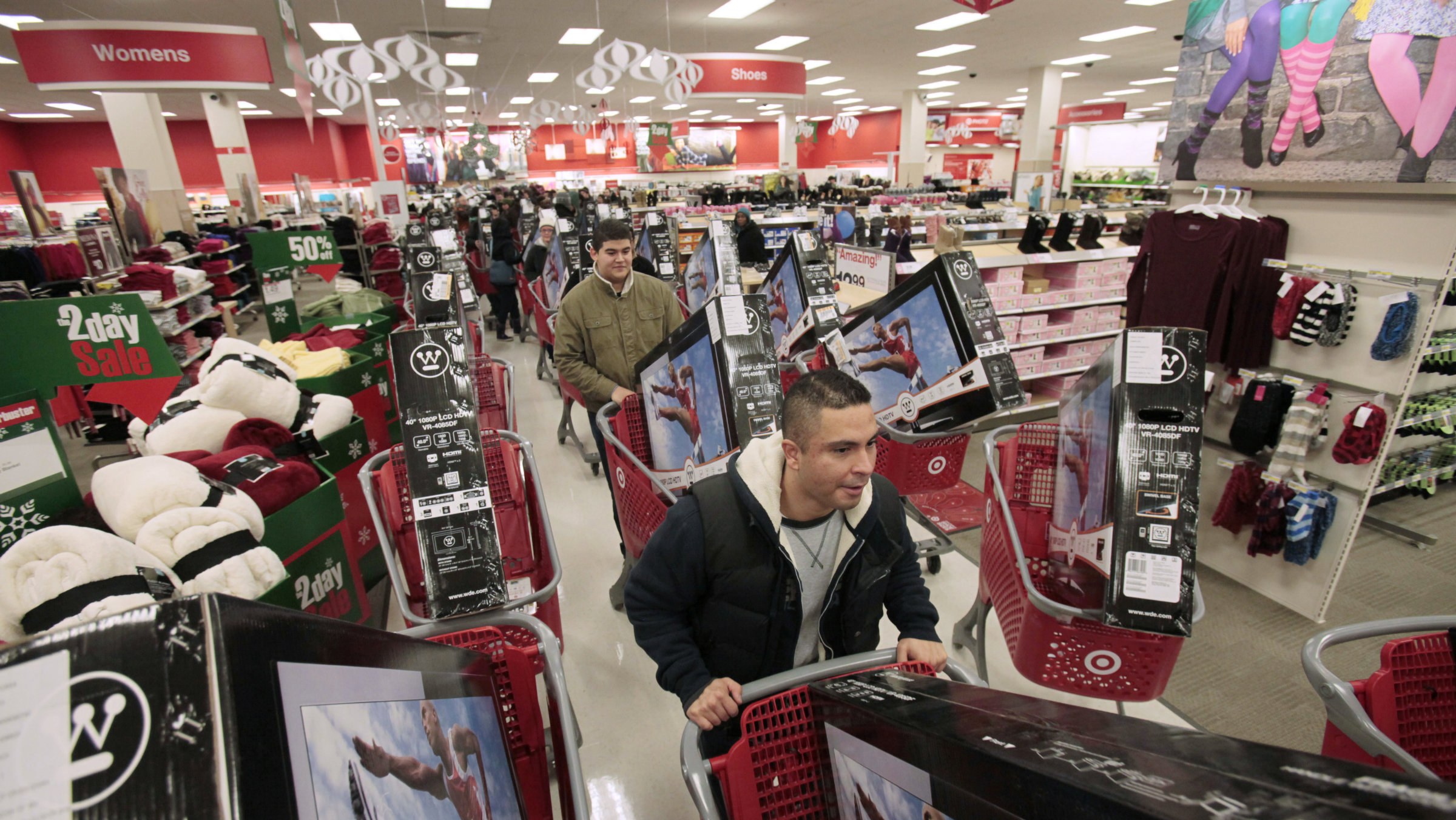 Black Friday Shopping Science Explains Why Americans Love Black Friday Quartz