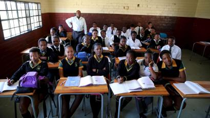 South Africa S Education Department Reduced The Pass Mark - Study Online In South Africa