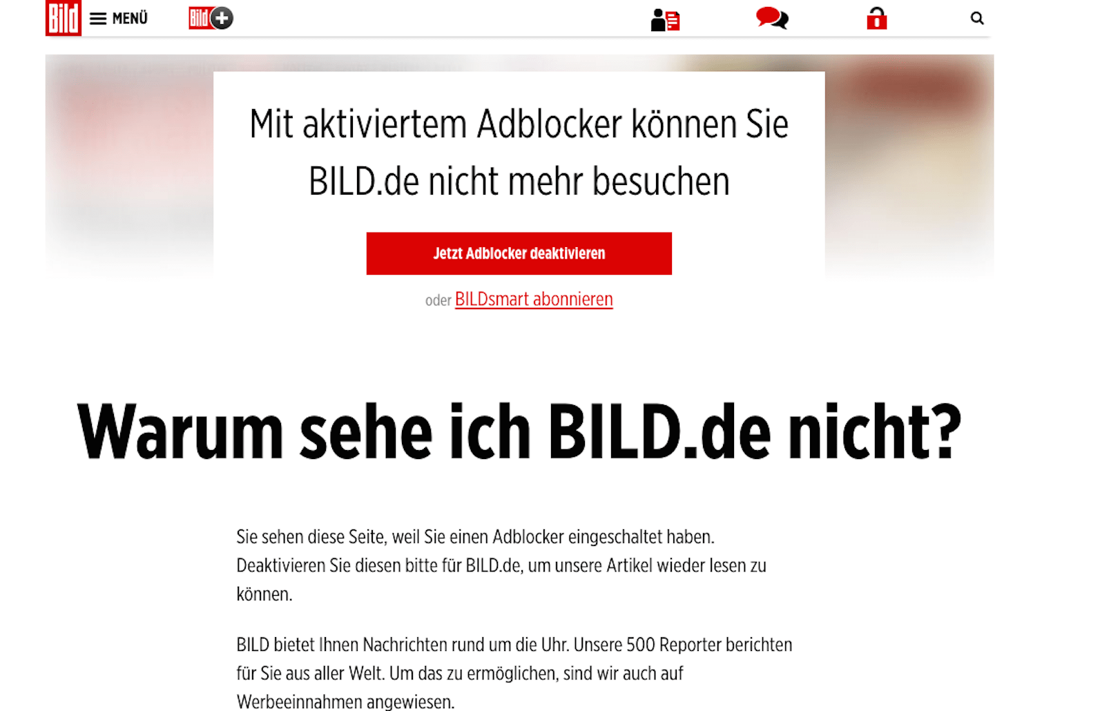 Mehr Für Sie An Eu Proposal Confirms Publishers Can Block Ad Blockers After All