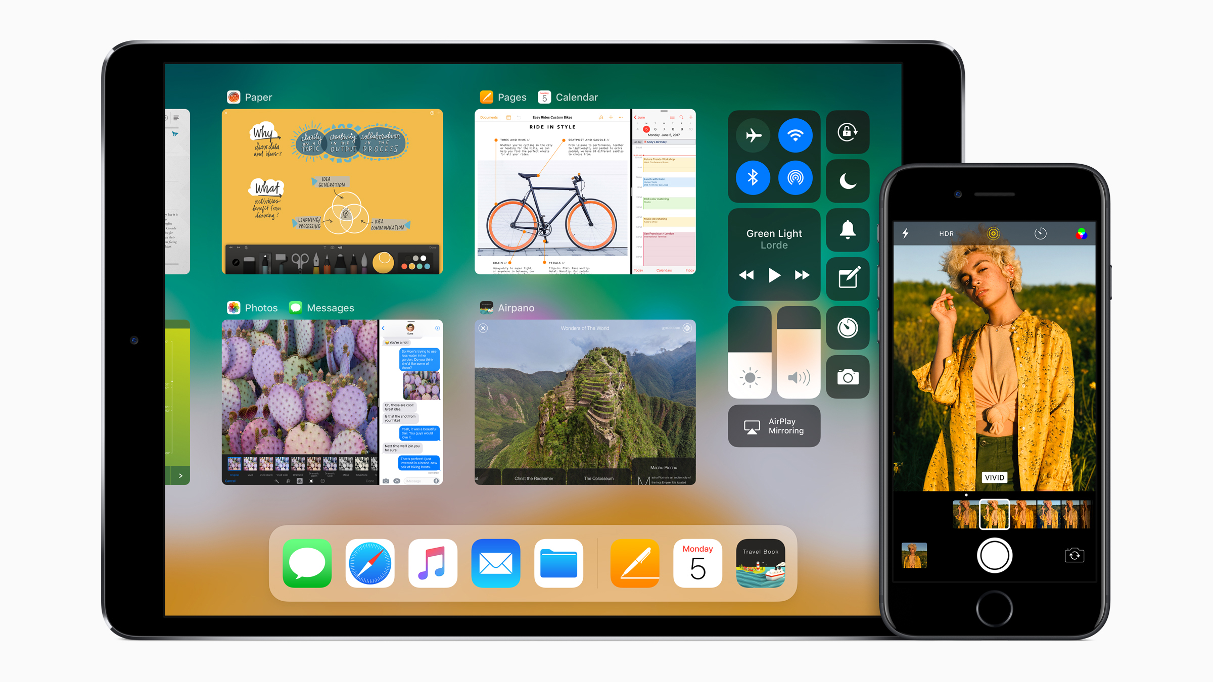 Grote Tablet Apple S Public Betas For Ios 11 And Macos High Sierra Are