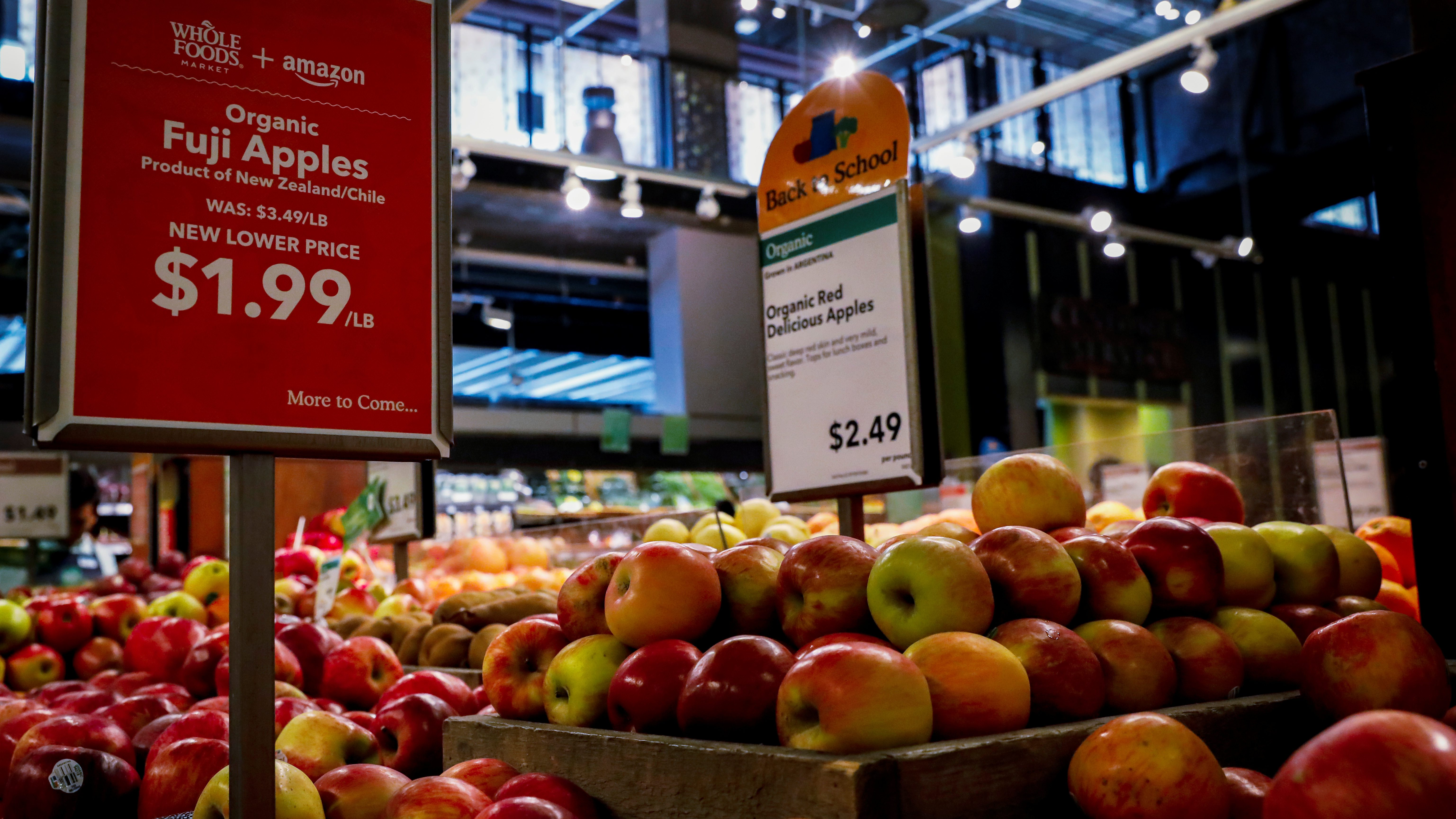 Amazon Whole Foods Amazon Prime Could Double Whole Foods Shoppers Over The Next