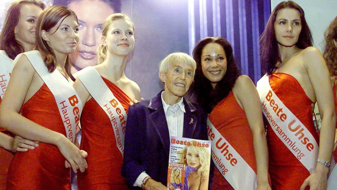 Beate Uhse Bettwäsche Beate Uhse, 'germany's Hugh Hefner', Created An Entirely ...
