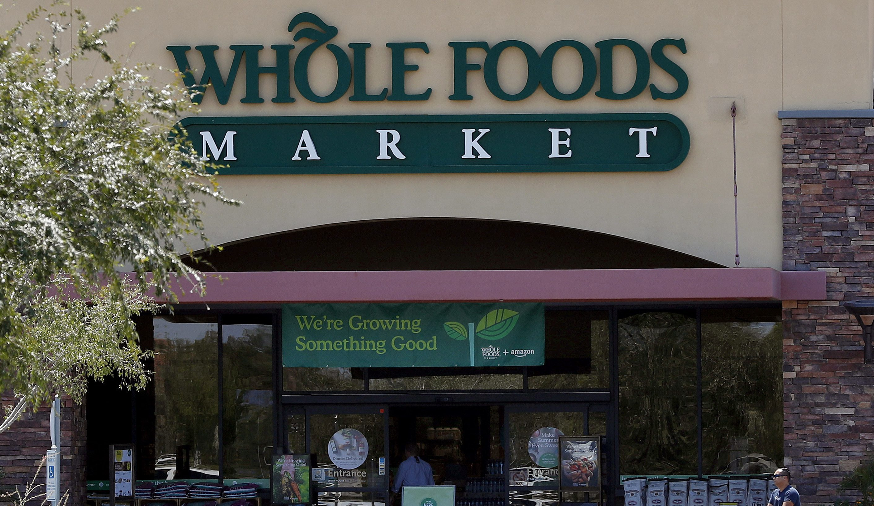 Amazon Whole Foods Amazon Amzn Just Explained How Whole Foods Fits Into Its