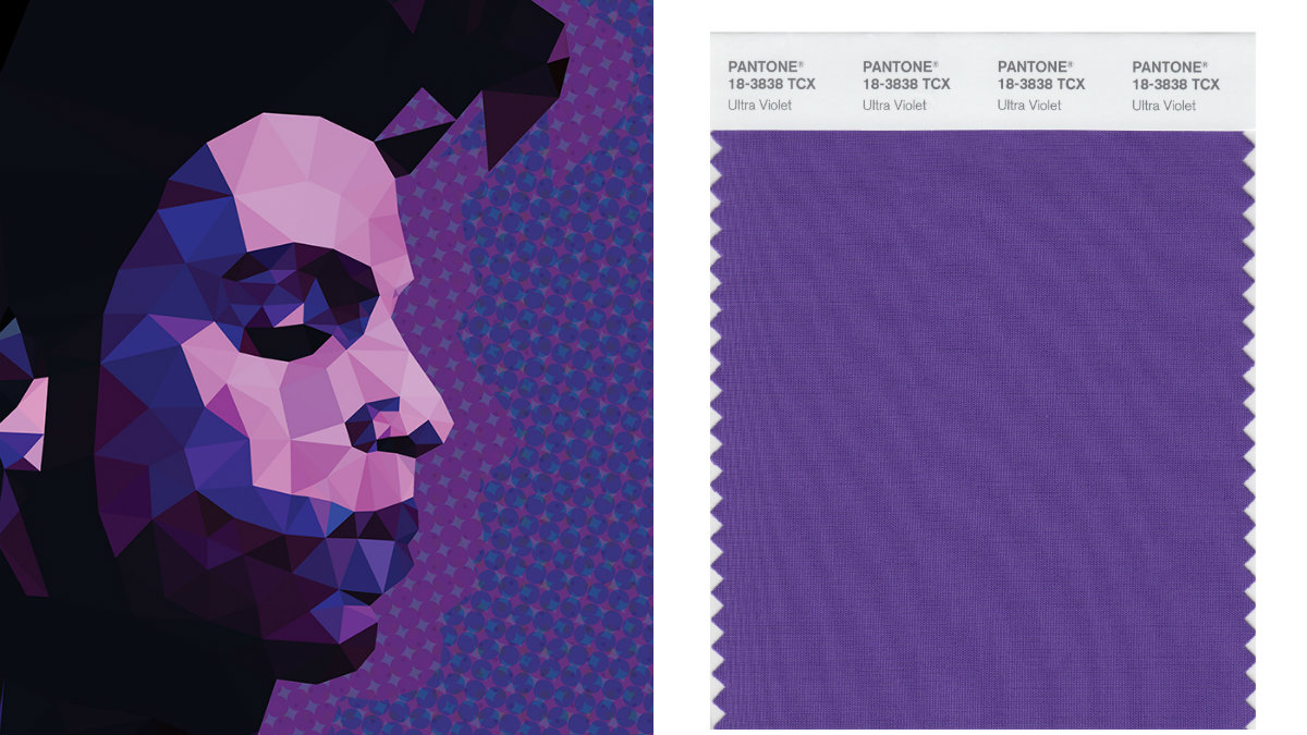 Pantone Color 2016 The 2018 Pantone Color Of The Year Is Ultra Violet Don T Mistake