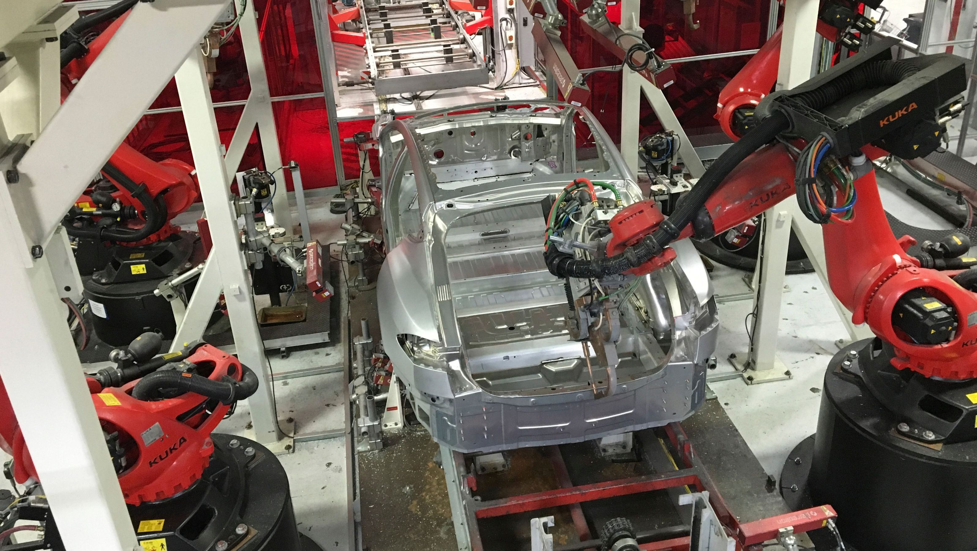Auto Möbel Kaufen The Tesla Model 3 Cost 28 000 To Build German Engineers Say And