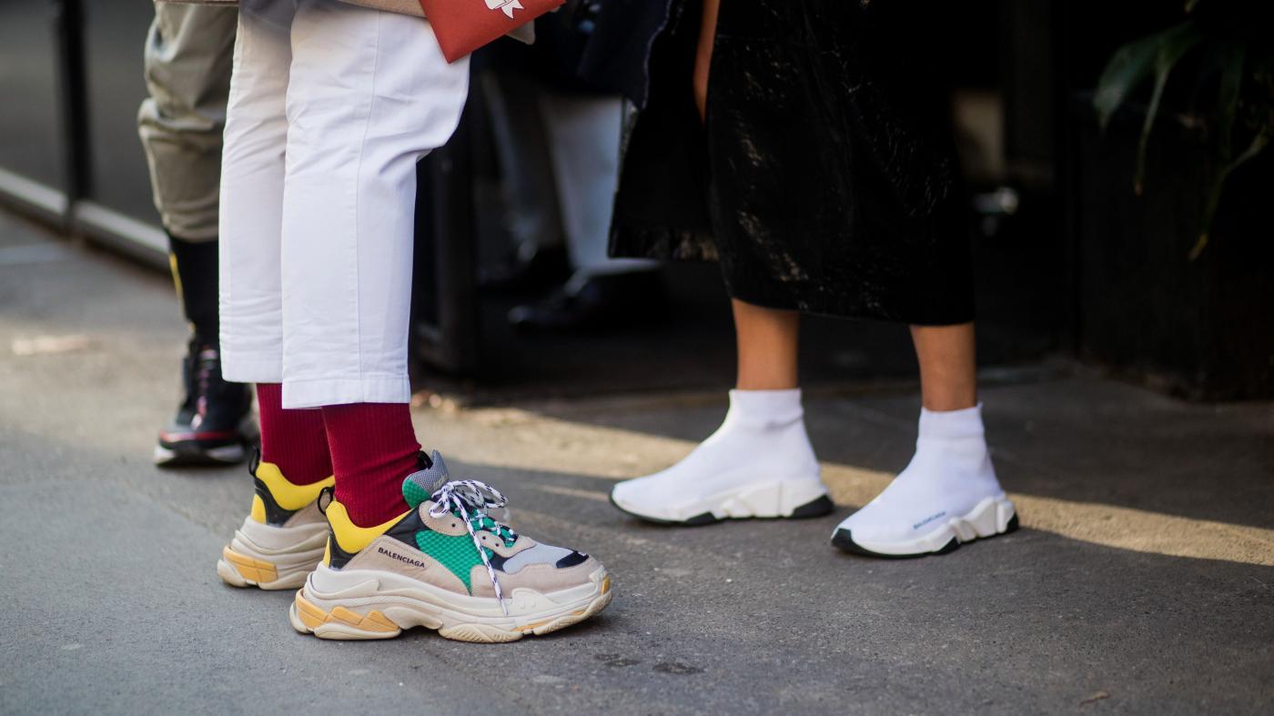 Cozy Balenciaga Triple S Sneakers Are A Huge Success Quartzy ... 2fd4b8b7d43e