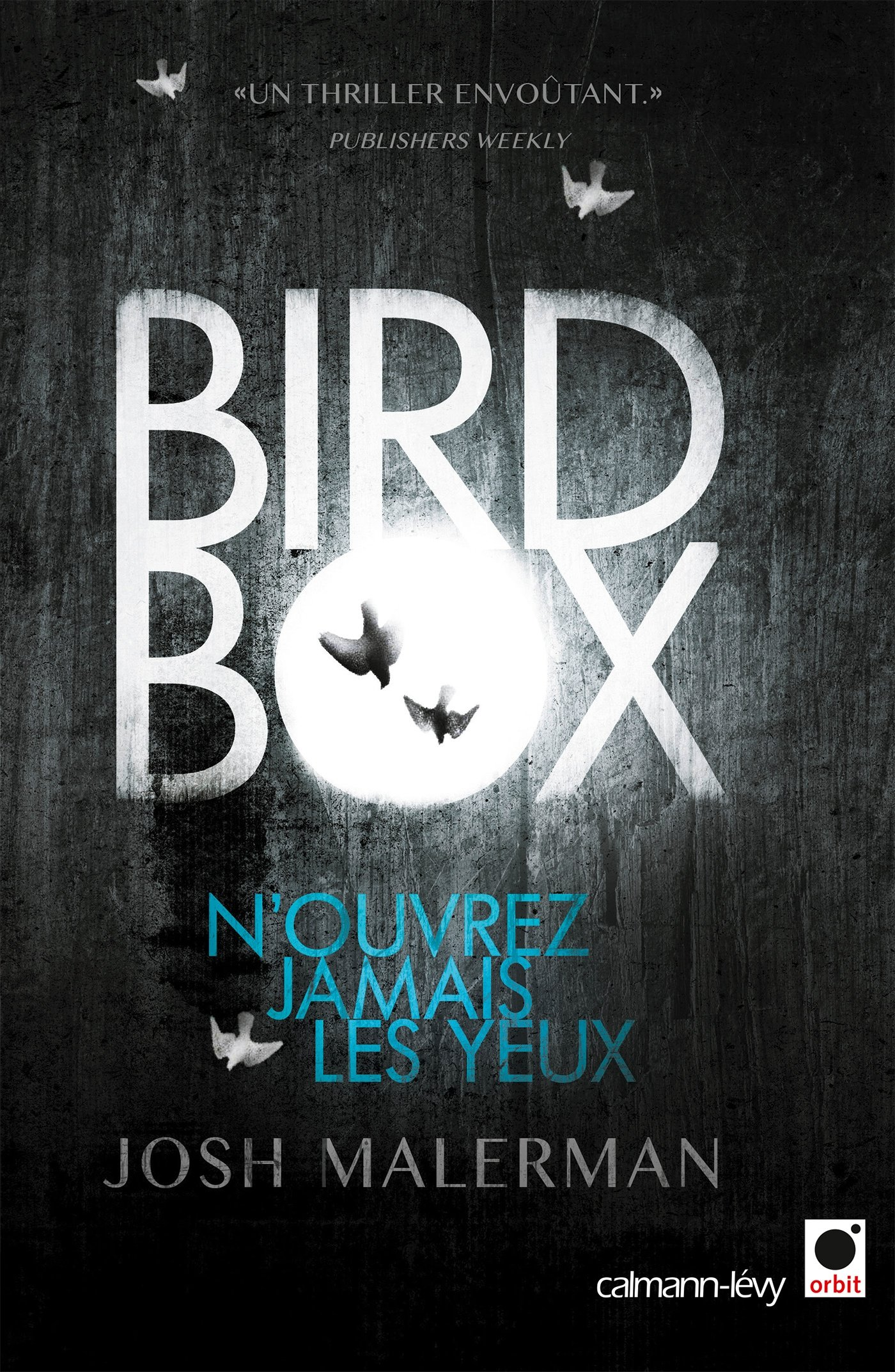 "Livre Fantastique Netflix's ""bird Box"" Is Based On A Book That Was Pretty"