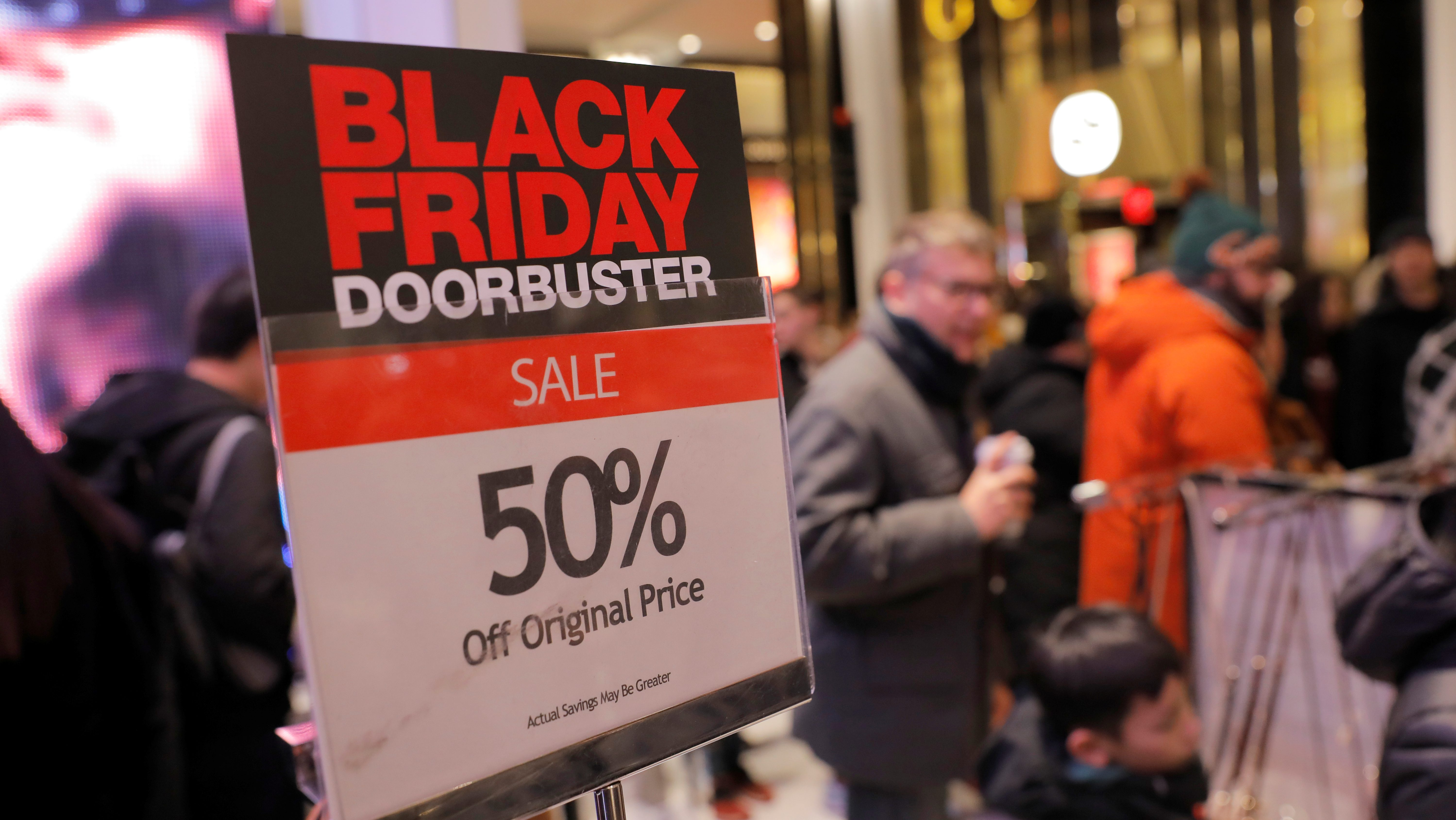 Will 2020 Mark The End Of Black Friday Quartz