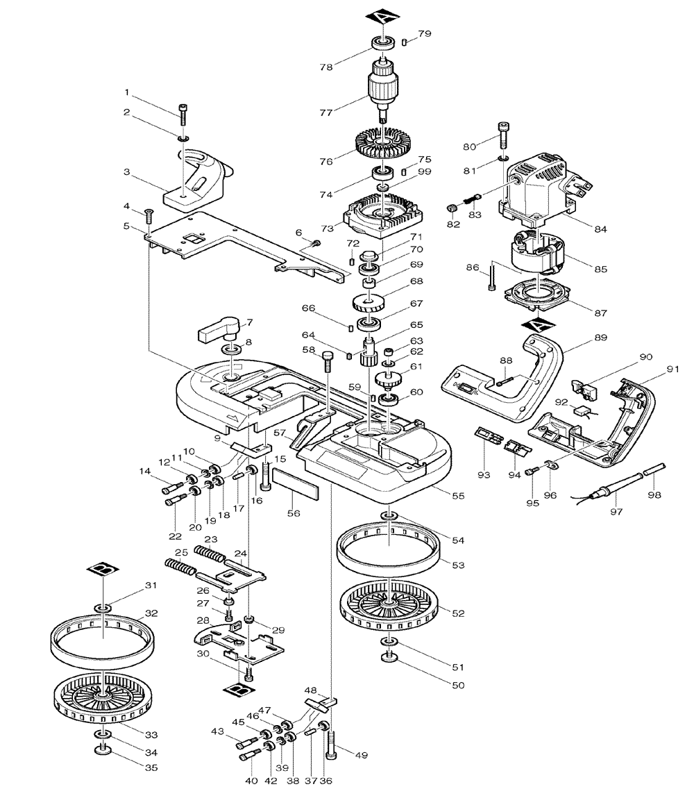 marvel wiring diagram