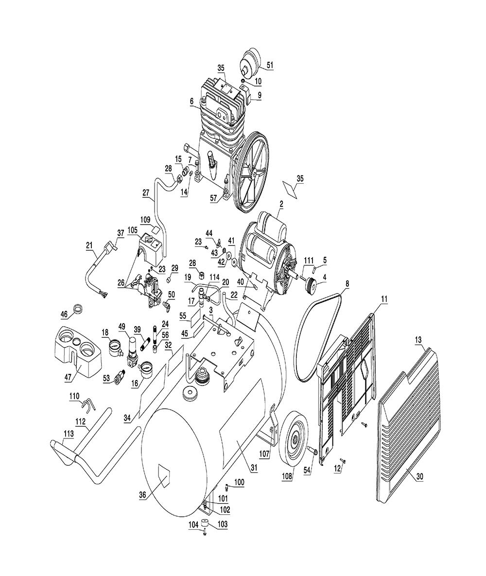 sullair wiring diagram sullair circuit diagrams