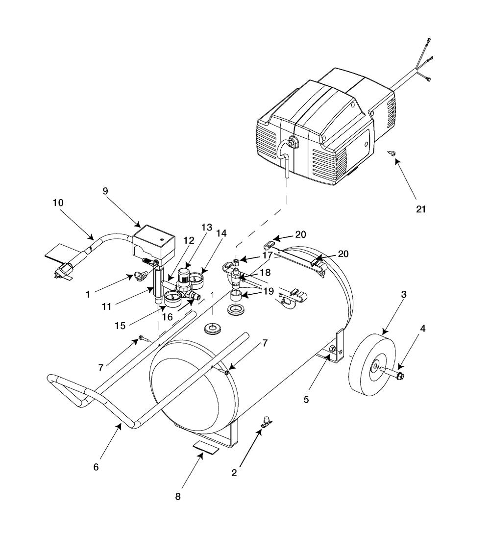 fac compressor Schaltplang 150