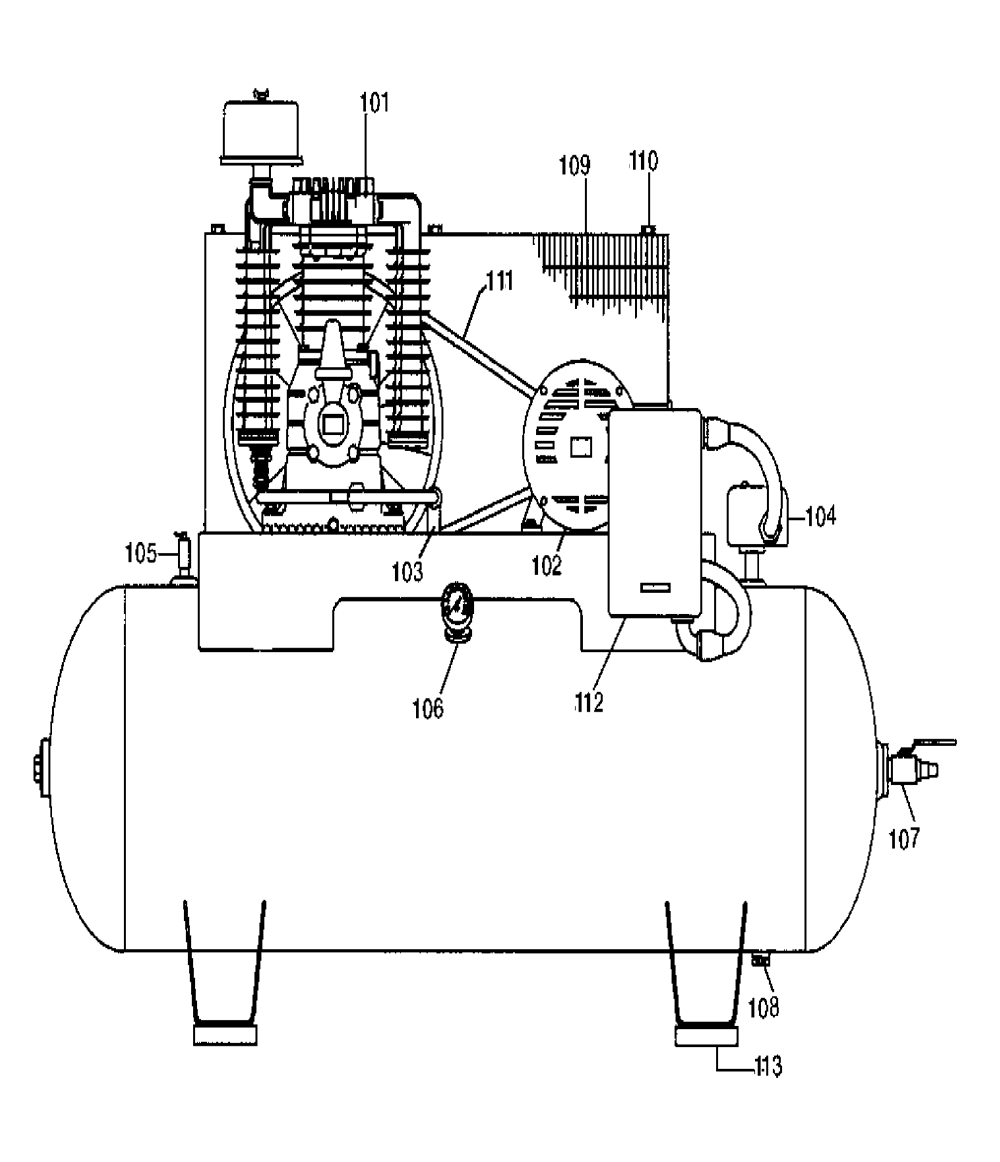 diagrams and drawings of compressors