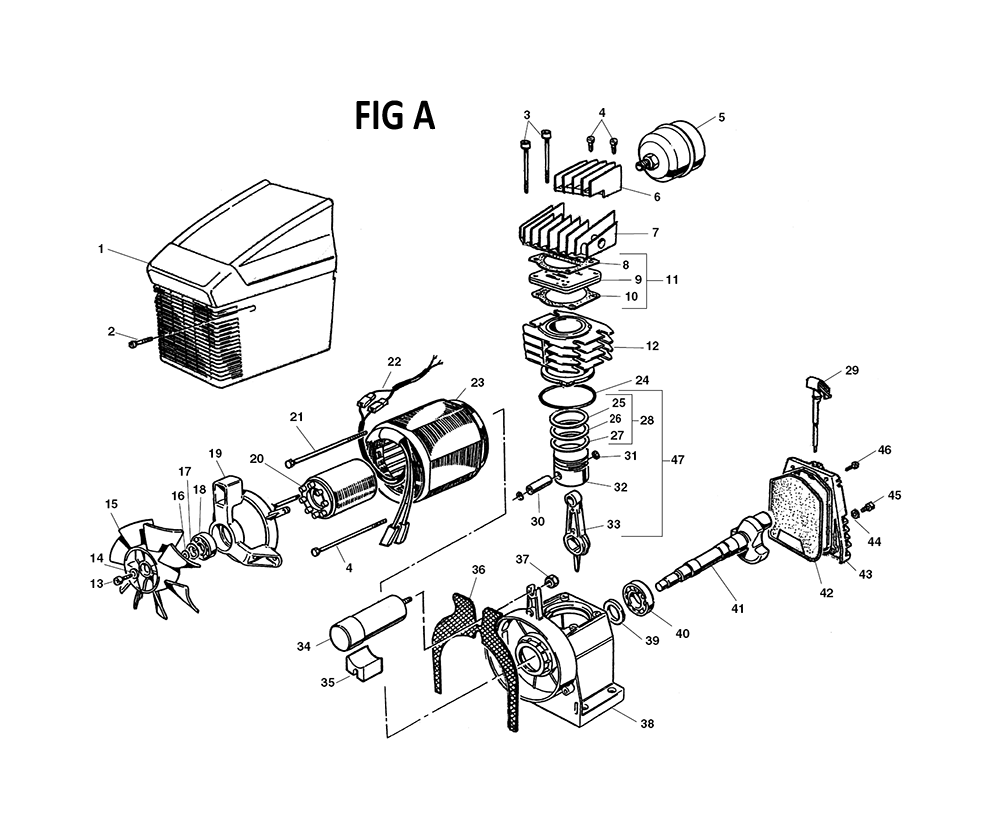 ingersoll rand p185 wiring diagram