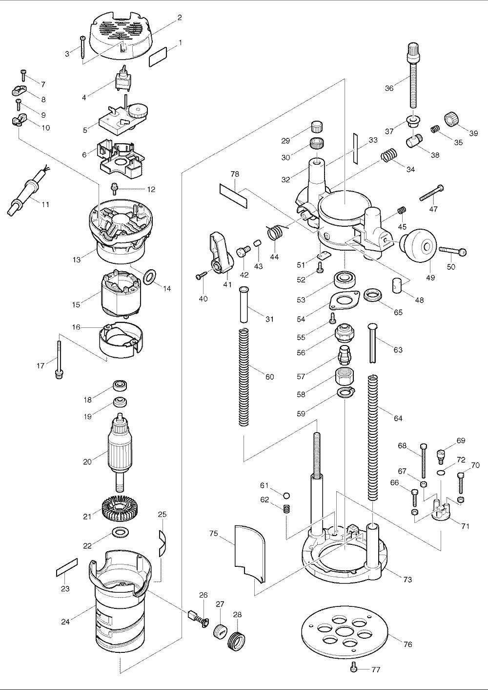 sawstop wiring diagram