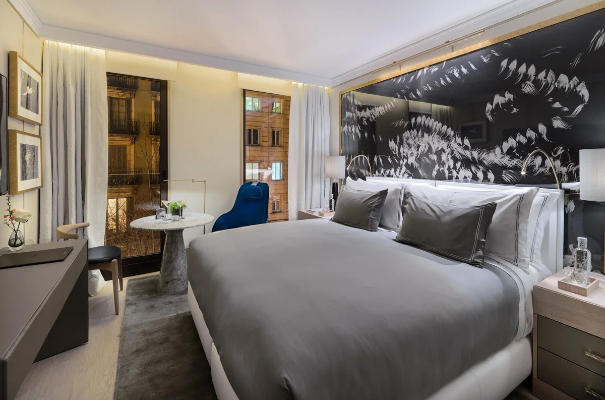 Chambre Cosy Adulte Chambres Cosy Barcelona The One Barcelona By H10 Hotels