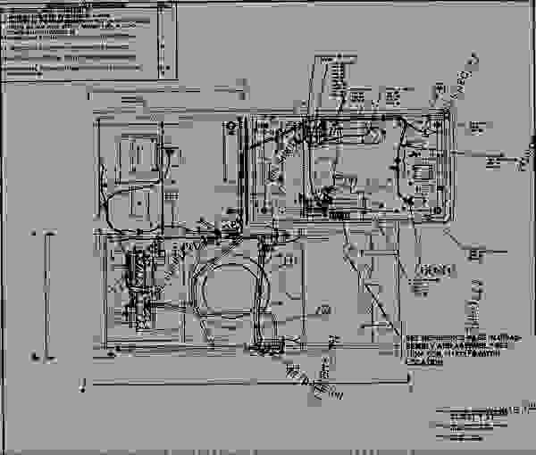 Need A Wiring Schematic For A Caterpillar 330bl Excavator - Wiring