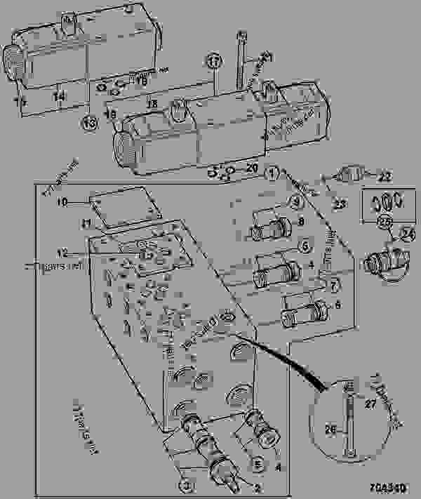FORD 5900 TRACTOR FUEL FILTERS - Auto Electrical Wiring Diagram
