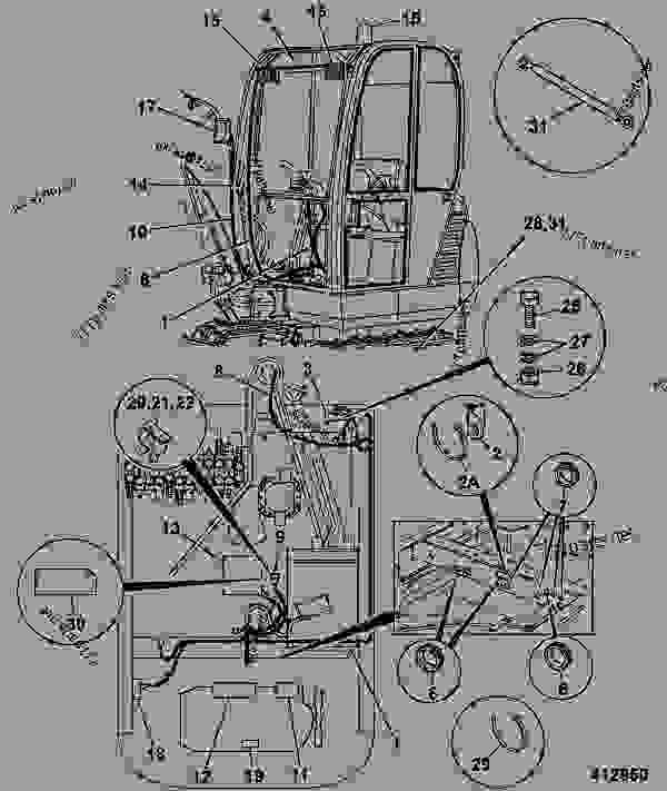 743 bobcat skid steer wiring schematics