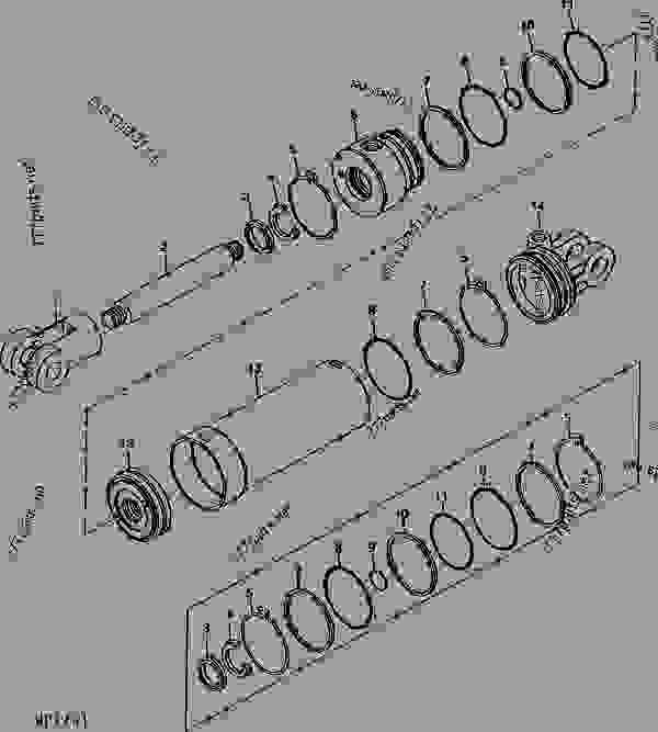 john deere 2755 alternator wiring diagram