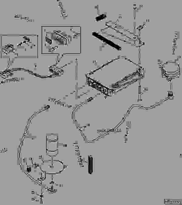 7020 john deere wiring diagram