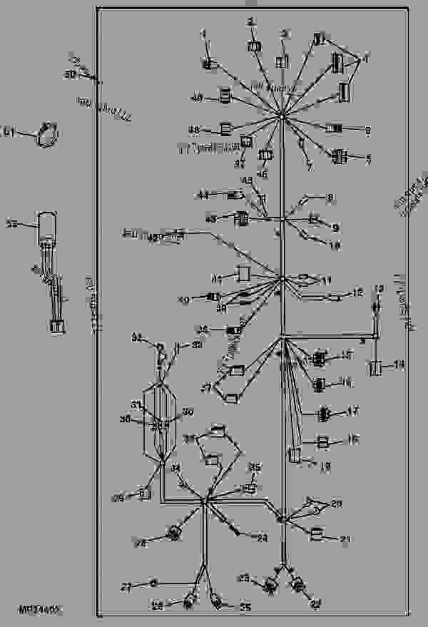 john deere 2020 ignition wiring diagram