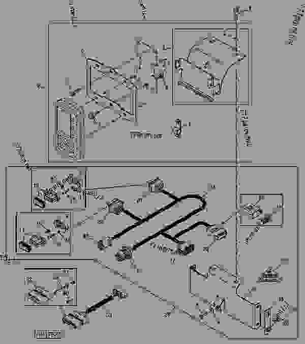 john deere electrical diagrams 4710
