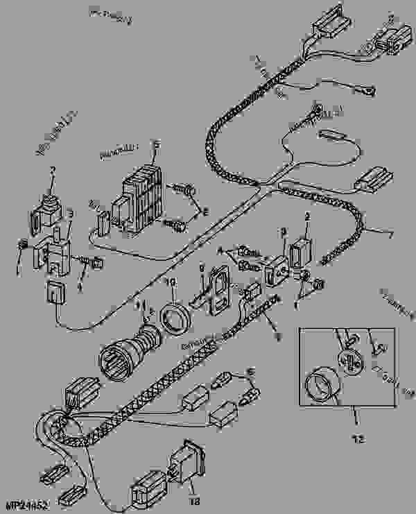 takeuchi fuel filter interchange