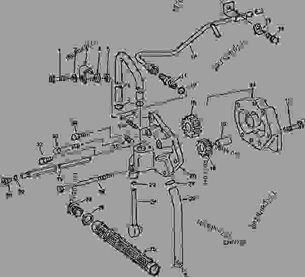 John Deere 4450 Radio Wiring Diagram - Automotive Circuit Diagram