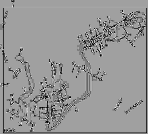 John Deere 3720 Wiring Diagram - Wiring Diagram Data