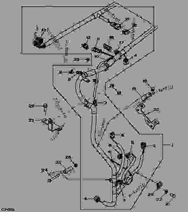 caterpillar c15 ecm wiring diagram 07
