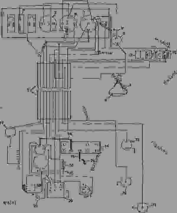 john deere 5410 wiring diagram