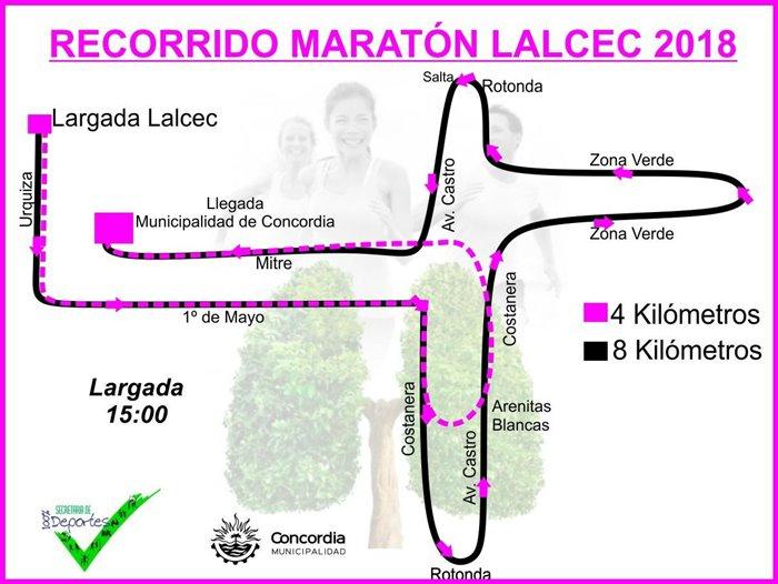 maraton lalcec