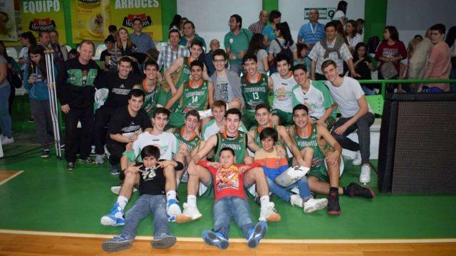 La U19 del Verde ganó y está en Semis del Campeonato Argentino de Clubes de dicha categoría. Foto: Prensa Estudiantes.