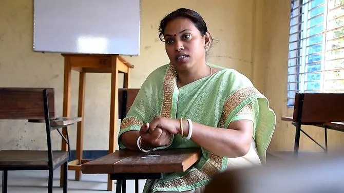 "Ripa Datta, a primary school teacher, thought her husband's polytechnic idea was ""crazy"" at first."