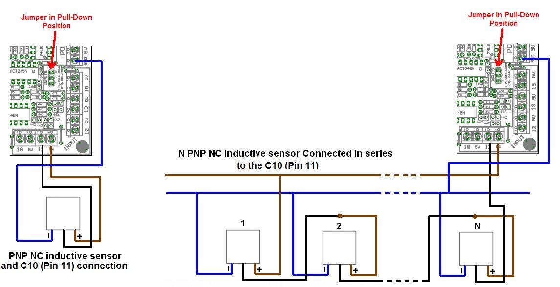 C11 Pc Wiring Diagram Tx Spc5c Inductive Proximity Limit Switch
