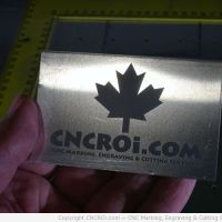 CNC Laser Marking Metal: RAW & Coated Aluminum Plate