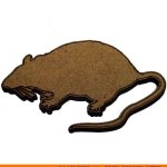 0012-rat-big Rat Big Shape (0012)