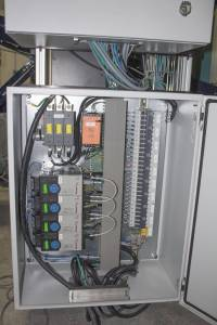 Electrical Cabinet - CNC Solutions LLC