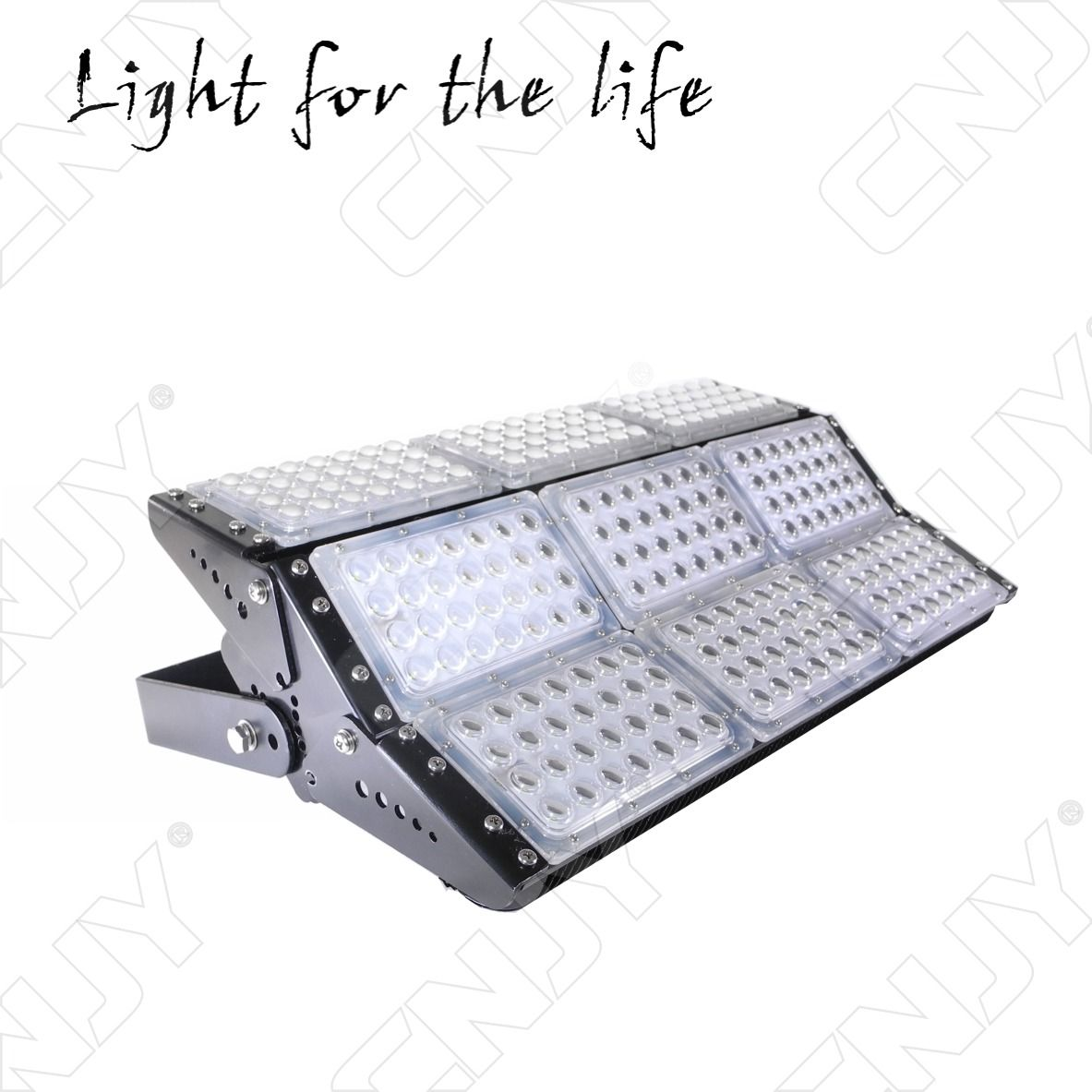 Projecteur Led Exterieur Ip66 Spot Industriel Eclairage Orientable Ip66 Exterieur Cree Led 400w 5400k 100 270v Ac 36000lm