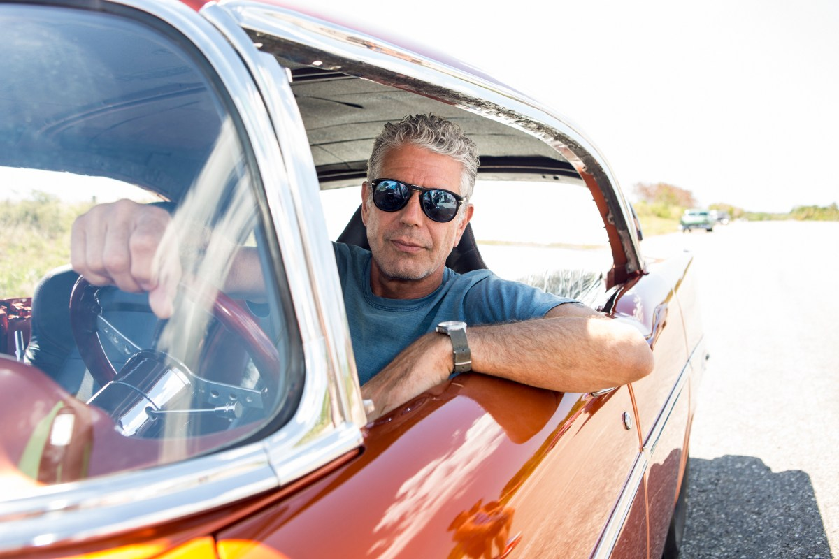 Anthony Bourdain Quotes Wallpaper Anthony Bourdain Parts Unknown Season 6 Begins In Cuba
