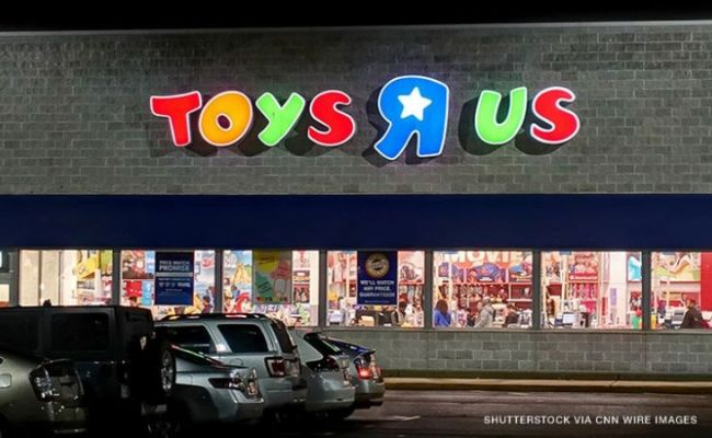 Toys R Us Liquidation Kills Hasbro Sales