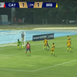Cayman nets important wins in Nations League