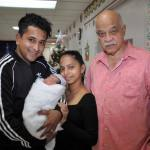 Cayman welcomes first baby of the decade