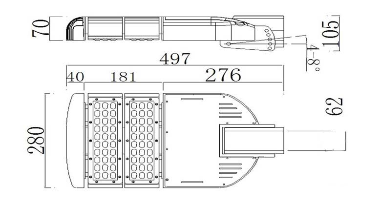 odm pcb design led light circuit board design pcb assembly for led