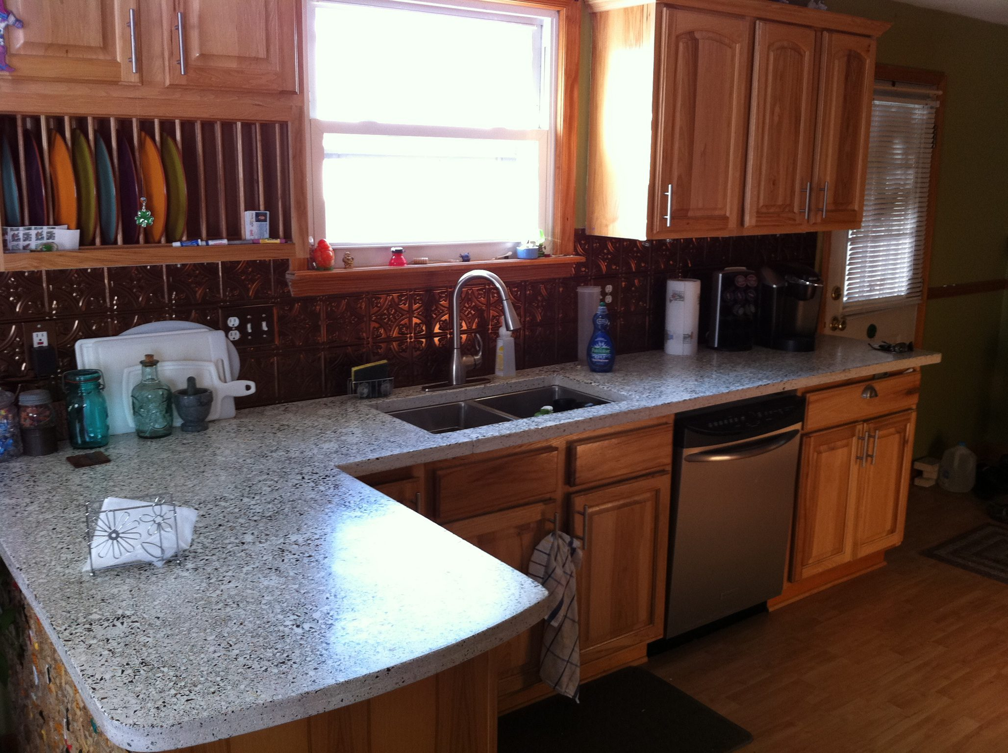 Concrete Countertop Contractors Home Owners