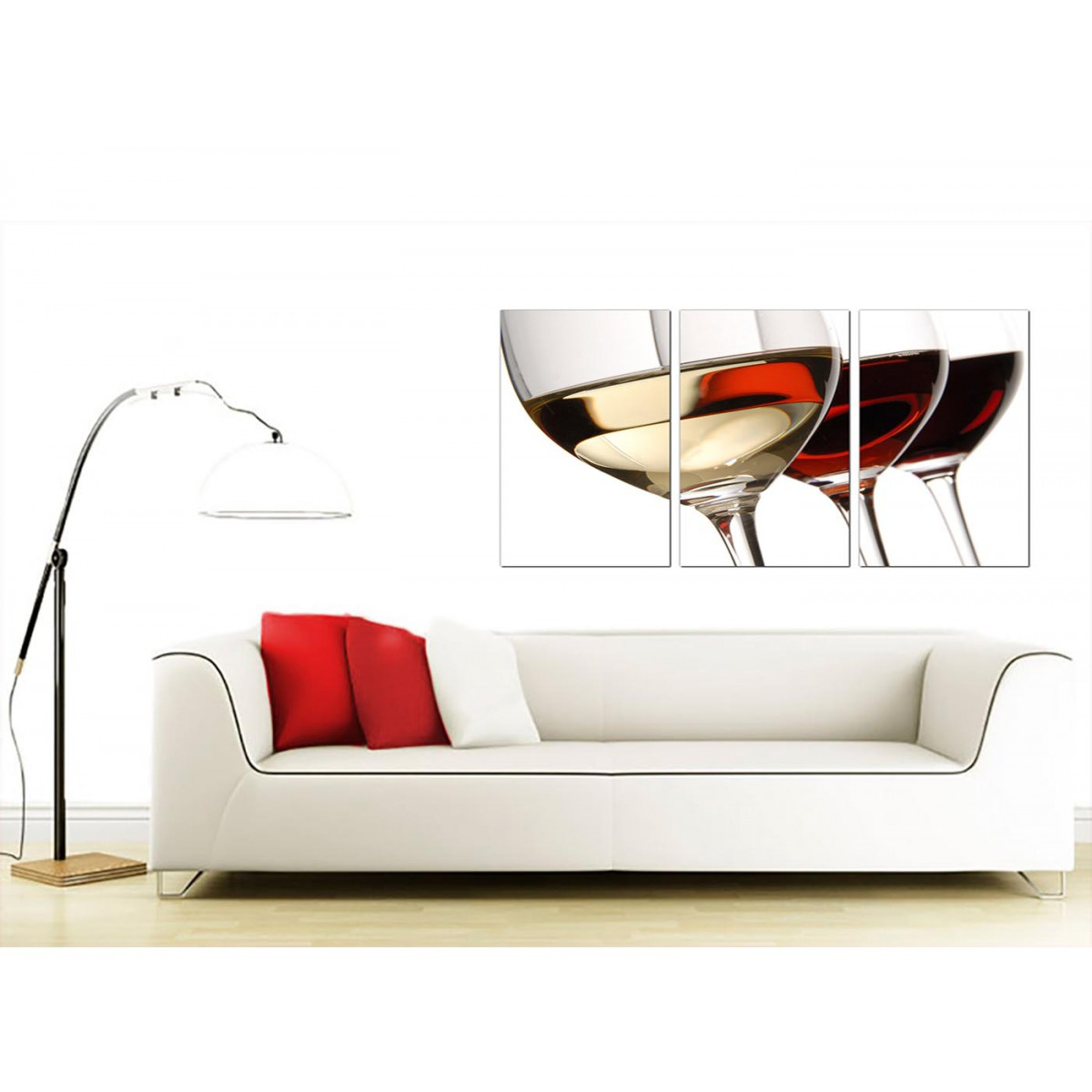 Cheap Wine Glasses Cheap Wine Glasses Canvas Art 3 Part For Your Dining Room