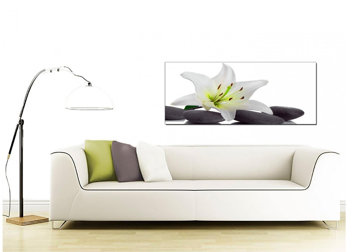 Large Black And White Posters Large Black And White Canvas Prints Of A Lily Flower