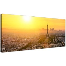 Winsome Paris Skyline Display Gallery Item Cheap Canvas Art Yellow Wide Landscape France Gallery Item Cheap Canvas Prints Your Living Room Panoramic Canvas Prints Custom Panoramic Canvas Prints Groupo