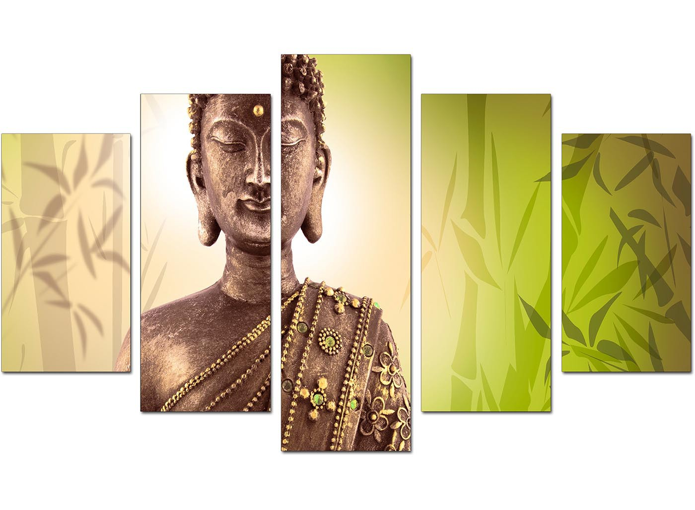 Buddha Wall Art Canvas - Elitflat